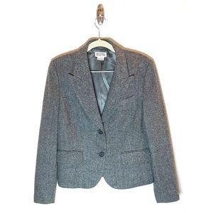 Michael Kors Gray Blazer Size 10